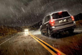 汽修知识:当遇到汽车被水浸该如何处理